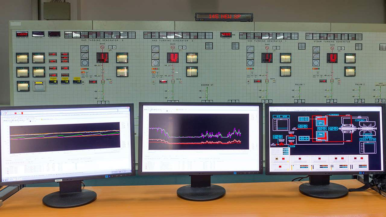 Scada Screens